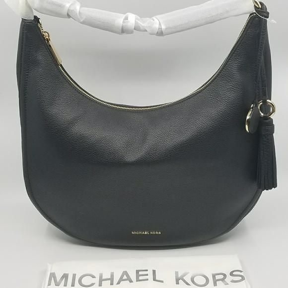 1edb31a1d5fd26 Michael Kors Bags   Lydialarge Hoboblack   Poshmark